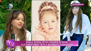 Baixar Teo Show (04.12.2017) - Noelle Vlasov s-a transformat in domnisoara! Partea III