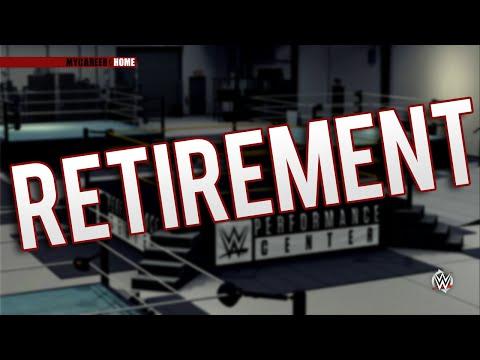 WWE 2K15 My Career RETIREMENT✦【PS4 / XBOX ONE / Next Gen】