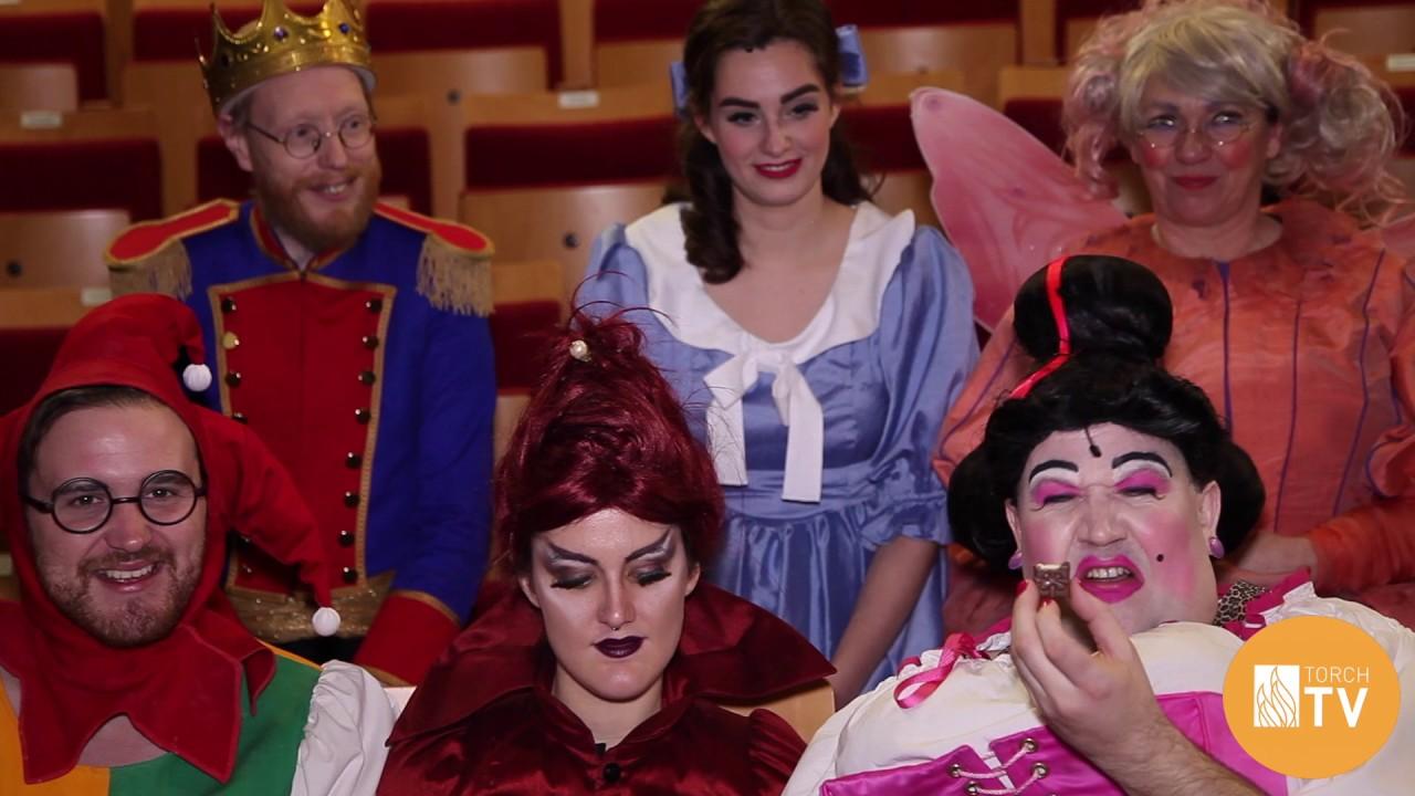 Sleeping Beauty Cast Interview - Torch Theatre 2016