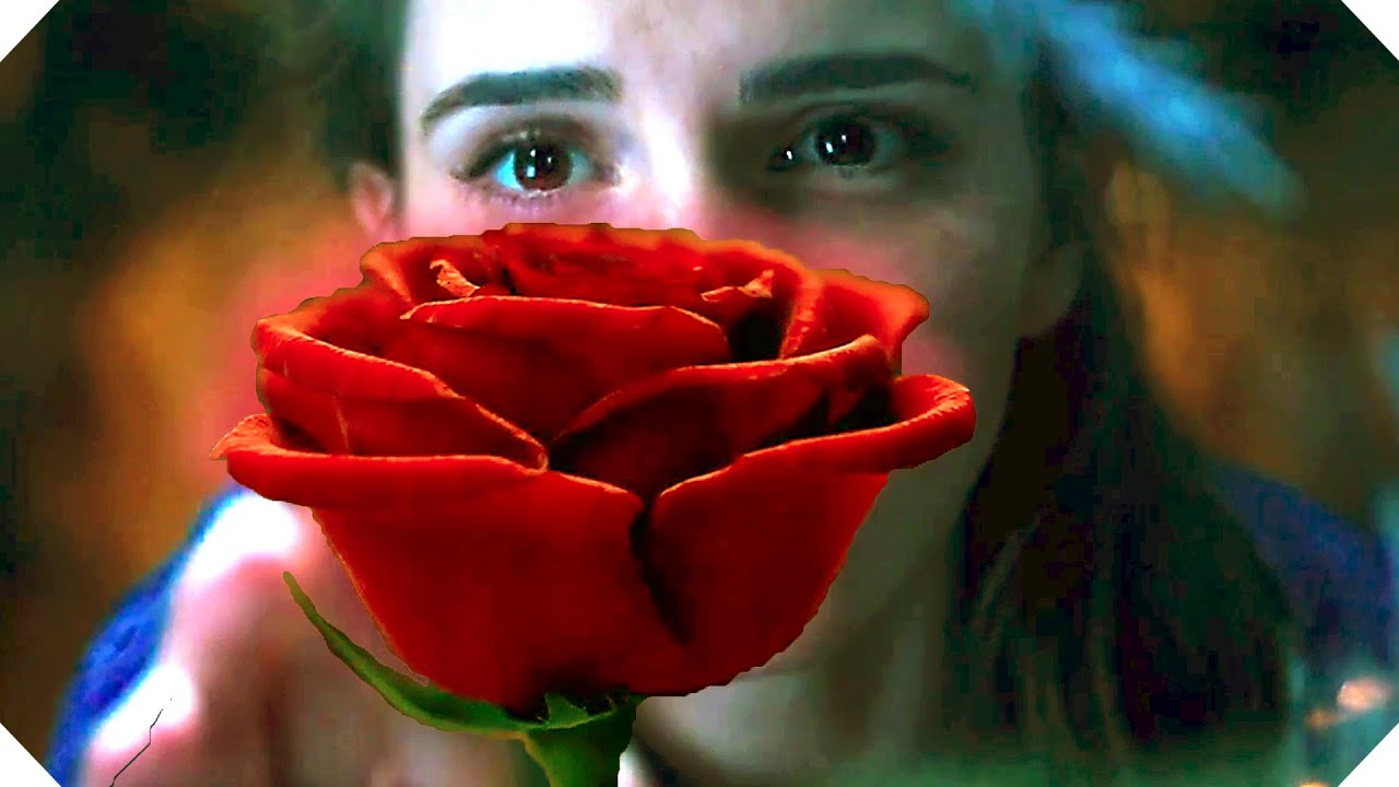 Disneys BEAUTY AND THE BEAST Official TRAILER Emma Watson