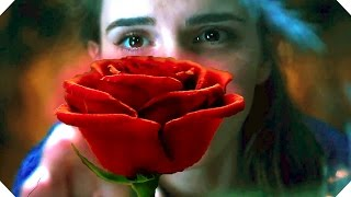 Disney's BEAUTY AND THE BEAST Official TRAILER (Emma Watson - 2017)
