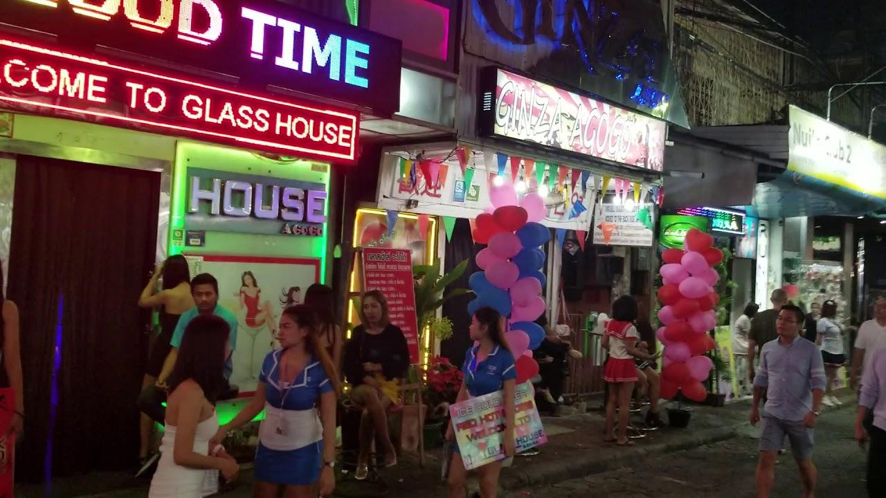 Pattaya Walking Street High 2018 POV Prices - YouTube