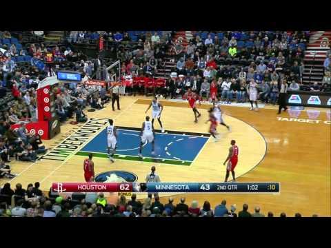 Houston Rockets vs Minnesota Timberwolves | April 11, 2016 | NBA 2015-16 Season