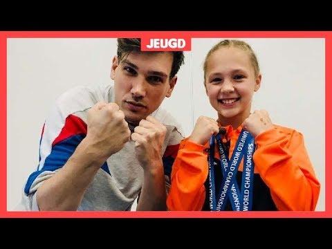 Ruby (11) is wereldkampioen kickboksen en daagt Rico Verhoeven uit