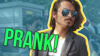 BB KI VINES CELEBRITY PRANK (GONE HITMAN)