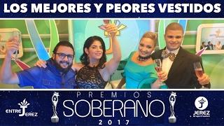 Video Mejores y Peores Vestidos - Premios Soberano 2017 #EntreJerezEnSoberano / Jerez Grupo Creativo download MP3, 3GP, MP4, WEBM, AVI, FLV November 2018