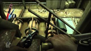 Dishonored  PlayStation 3 GamePlay