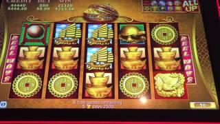 88 Fortunes Video Slot Machine Bonus $8.80 max bet