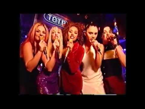 Gina G - Just A Little Bit TOTP Christmas Special 1996