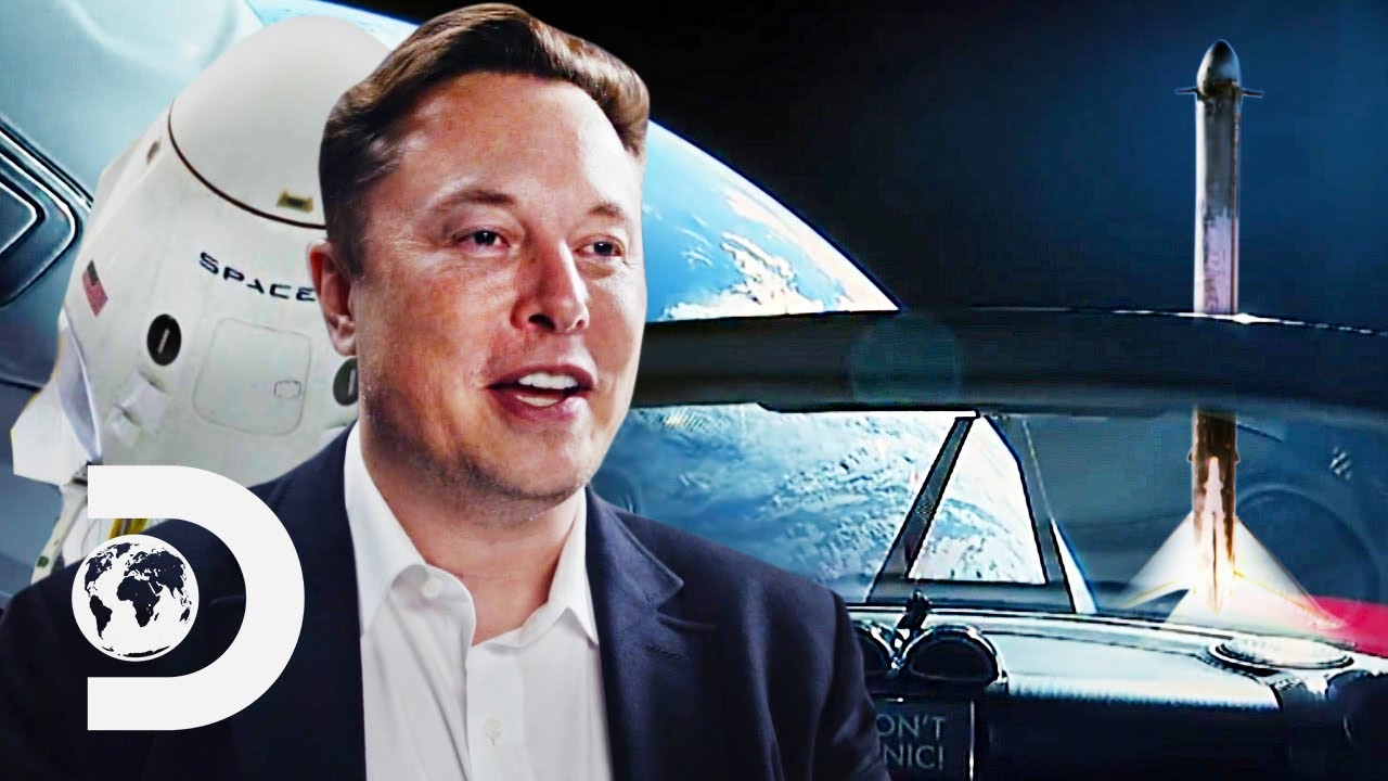 Could Humans become a Multi-Planet Species?: Elon Musk's Plan to Colonise Mars