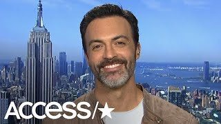 'Late Night': Reid Scott Says Co-Star Emma Thompson Is Surprisingly 'Really Cool' | Access