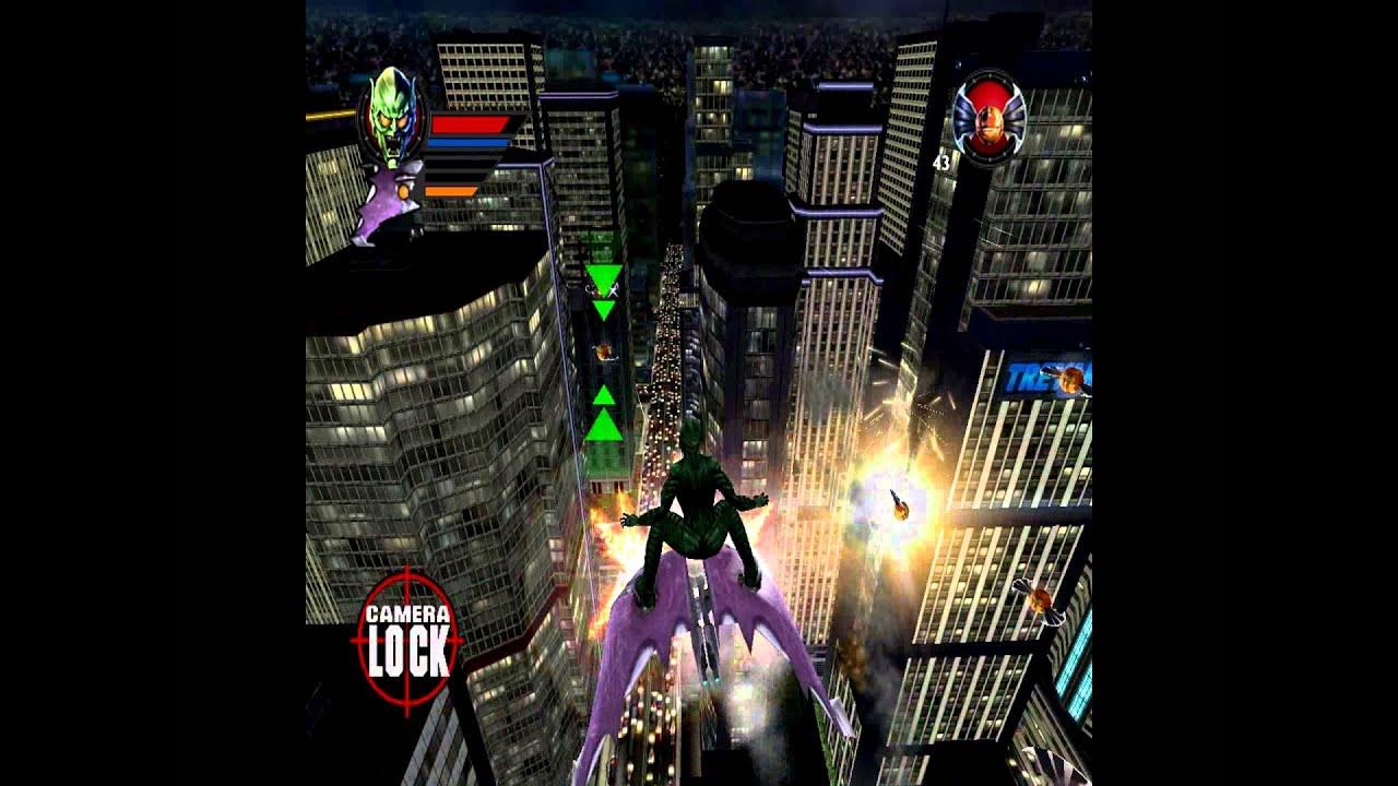 Spider man the movie video