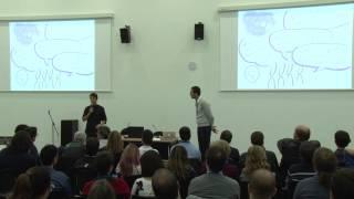 David Roncero, Diego Rojas - Workshop: Emociones en equipos de trabajo