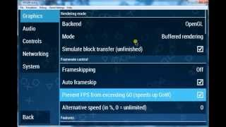 PPSSPP v1.0.1 best settings for Android/PC No lag full speed