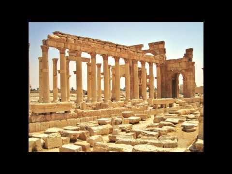 Syria - Palmyra - سوريا