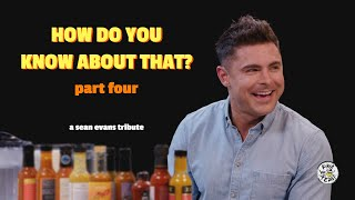 Still More 'Hot Ones' Guests Impressed With Sean Evans' Questions (Seasons 11-12)