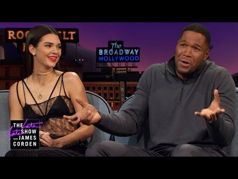 Thumbnail: Tattoos and Phobias w/ Michael Strahan & Kendall Jenner