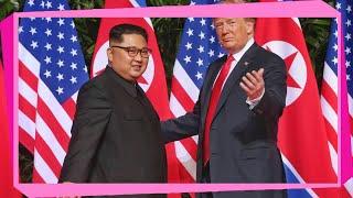 [Schock] | Historisches Treffen in Singapur: Trump sagt