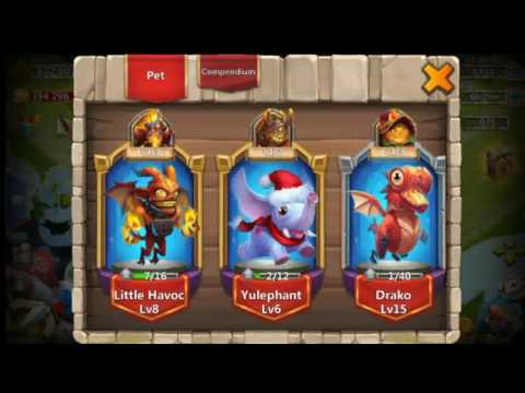Sell Castle Clash Account