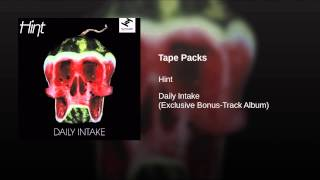 Tape Packs