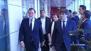 La Spagna si stringe attorno alle vittime di Catalogna