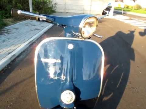 vespa 125 primavera anno 1981 youtube. Black Bedroom Furniture Sets. Home Design Ideas
