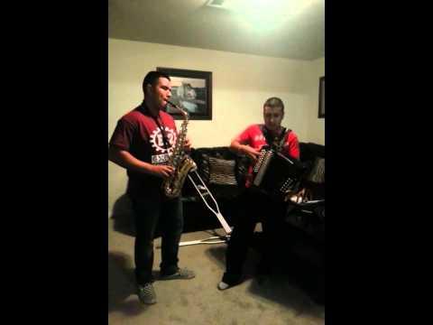 El Carretero Sax y Accordion Practice (Tvm)