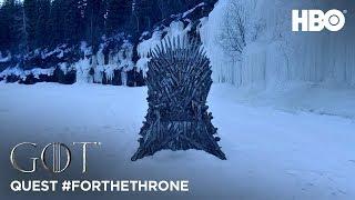 Throne of Ice | Quest #ForTheThrone - Dusk