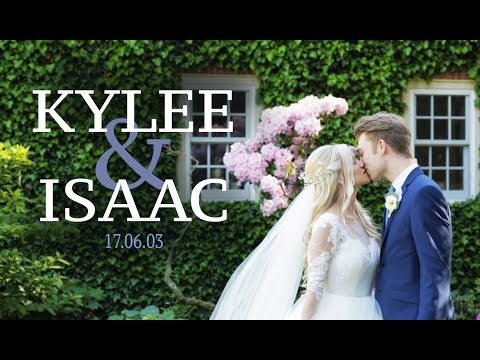 Kylee & Isaac | Wedding Trailer (Cherry Avenue Farms In Vineland, ON)