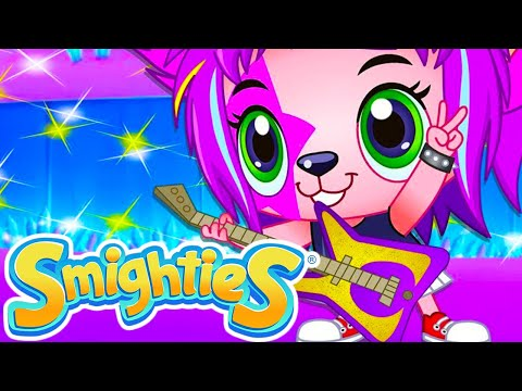 Smighties - Solar System Song and Crystals Saves Friends | Cartoons For Kids | Funny Kids Videos
