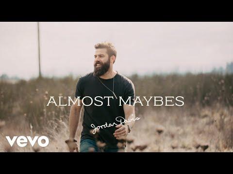 Jordan Davis - Almost Maybes (Audio)