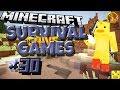 "Minecraft Survival Games Ep.30 w/Duck: ""Super Secret Settings"""