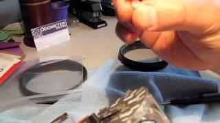 Repairing broken odometer on Porsche 911 993 Series