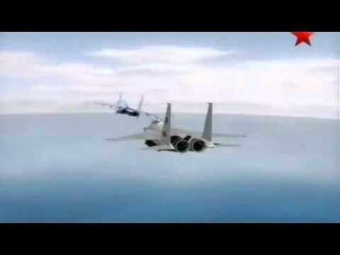 Русские на СУ-27