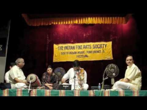 IAACM Presents: Mysore Srikant's Anandabhairavi Ragam - CL11
