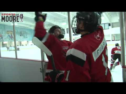 Cole Harbour 4 Pictou County 1 (highlights)