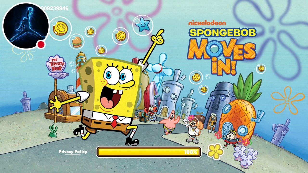 Spongebob Stream