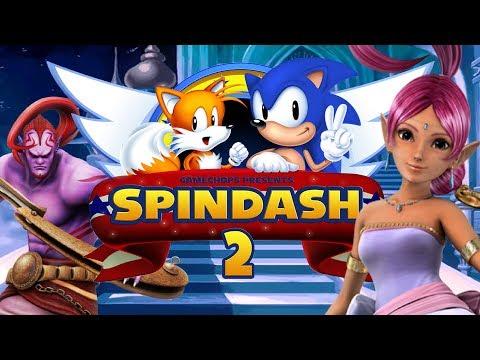 SPINDASH 2 🎵 Tetracase ► Seven Rings (Sonic the Hedgehog Remix Album) - GameChops