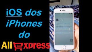 review completo do iphone 6 Aliexpress
