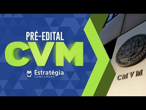 Pré Edital | CVM
