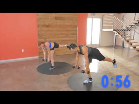 Double Lower Workout – Two Sets, Maximum Results