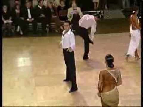 Blackpool Dance Festival 2000 Pro Latin Final
