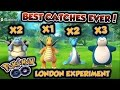 POKEMON GO 'CATCHING DRAGONITE! TRIPLE SNORLAX, DOUBLE LAPRAS + BLASTOISE!'