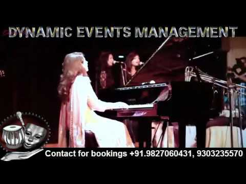Indian Female Pianist For Big Fat Wedding Bollywood Old Song Instrumental