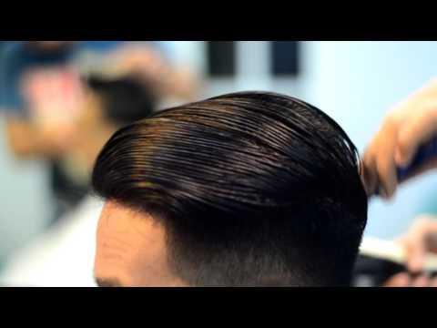 Potongan Rambut Quiff With Natural Look Youtube