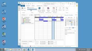 Schedule a meeting using Lync 2013