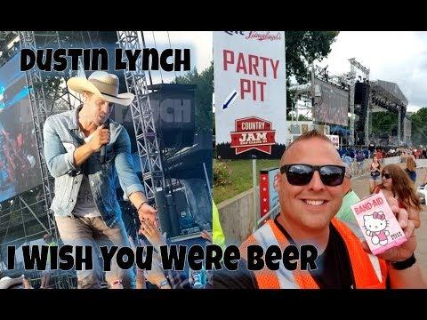 Dustin Lynch - I Wish You Were Beer | StewarTV
