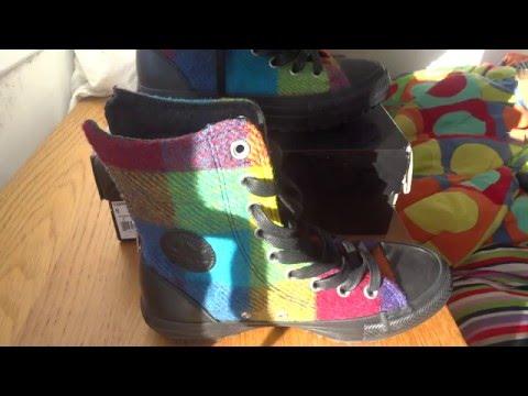 de33e8b4566 Converse Chuck Taylor All Star Woolrich Hi-Rise Boot Espanha a Brasil -  YouTube