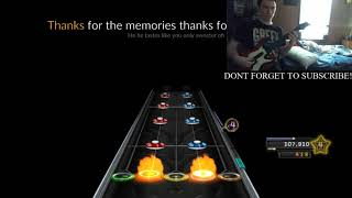 Thanks for the Memories by Fall Out Boy GUITAR EXPERT FC 100%