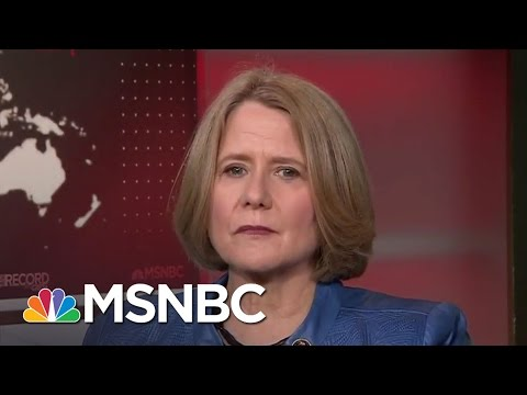 Thumbnail: Ex-Agent: FBI Community 'Devastated' Over James Comey Ouster | For The Record | MSNBC
